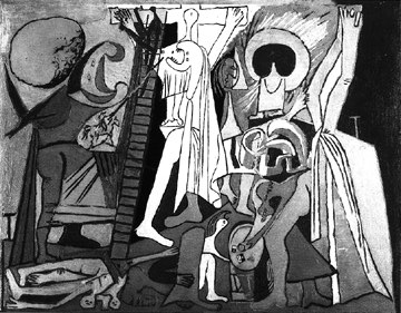 Picasso's Drawings